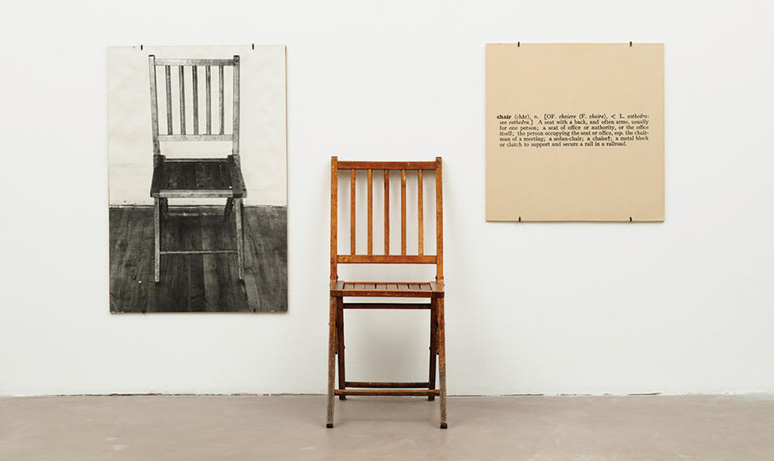 Joseph-Kosuth-One-and-Three-Chairs
